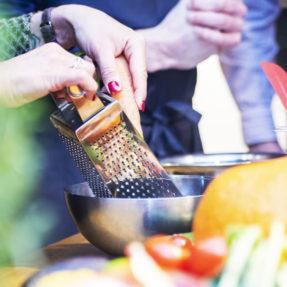 Küchentratsch die Kochschule von Lennart Erwig
